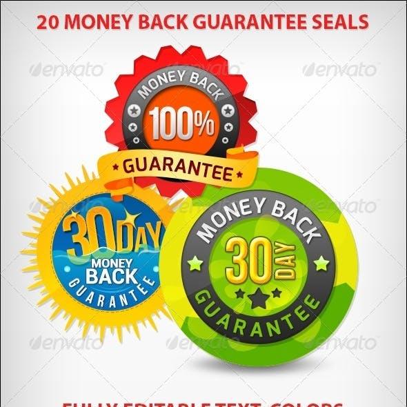 Guarantee Seals
