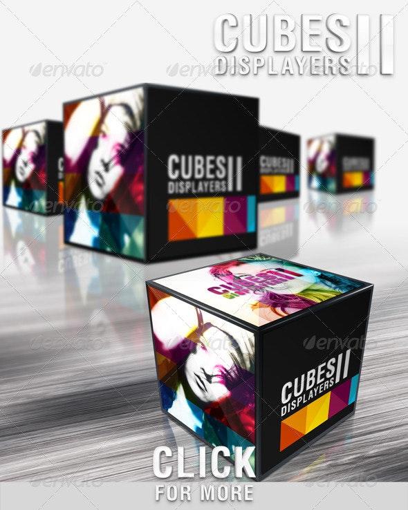 Cubes Displayers II - Miscellaneous Displays