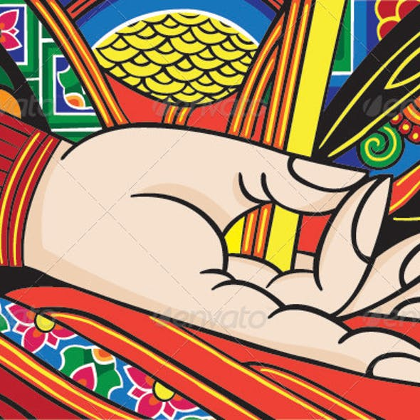 The Hand of Buddha