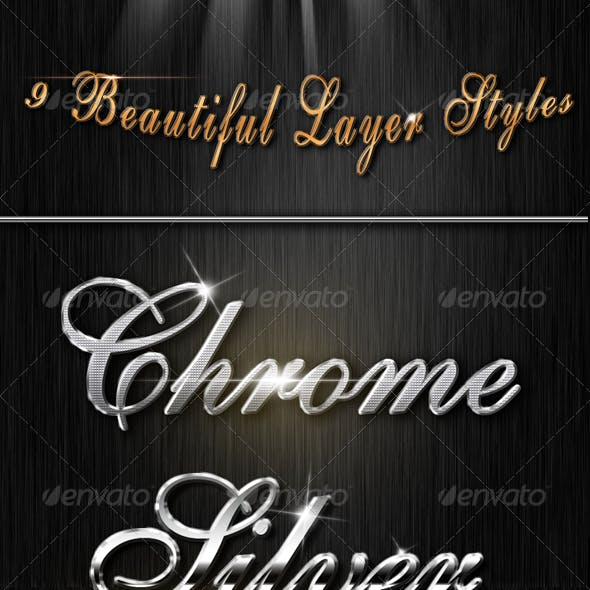 Beautiful Layer Styles