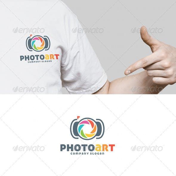 Photo Art Logo