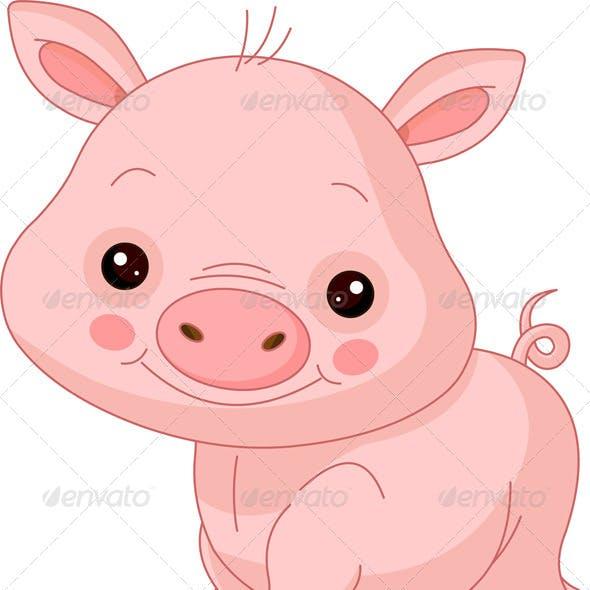 Fun Zoo Pig