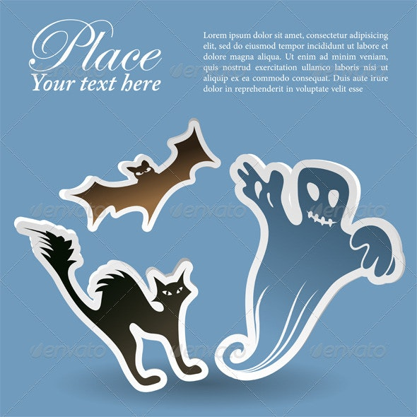 Halloween sticker - Halloween Seasons/Holidays
