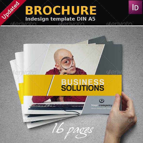 Portfolio Booklet A5