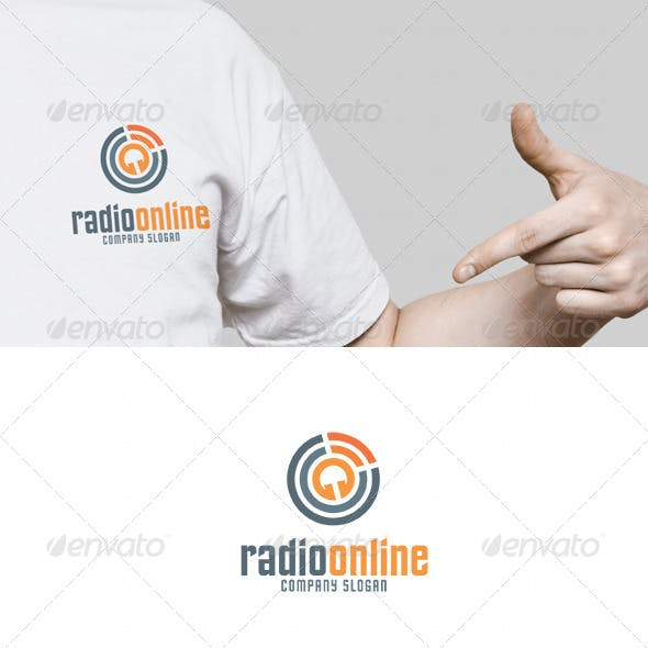 Radio Online Logo