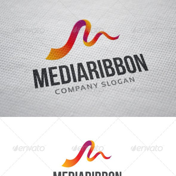 MediaRibbon Logo