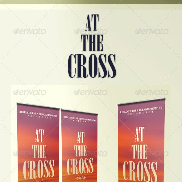 At The Cross Concert Banner