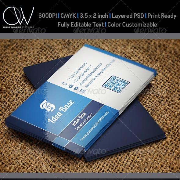 Corporate Business Card Vol.24