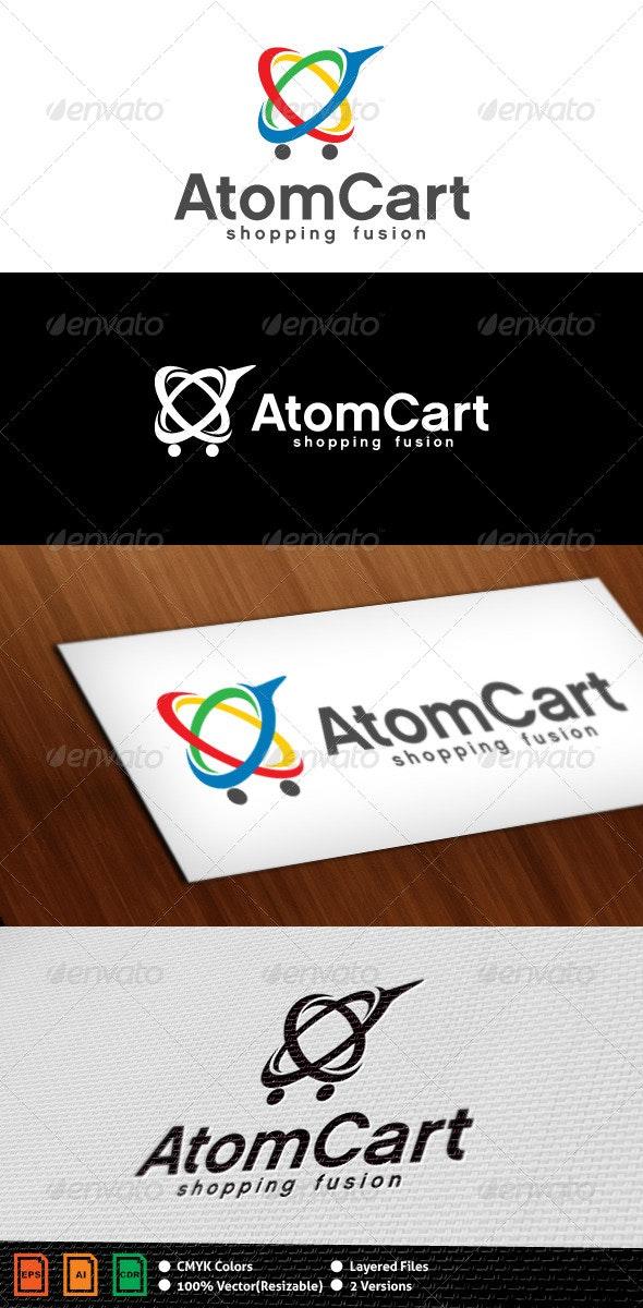 E-Commerce Logo Template - Symbols Logo Templates