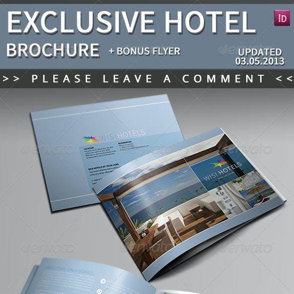 Exclusive Hotel Brochure