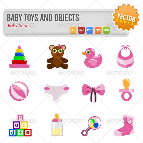 Baby Toys and Objects