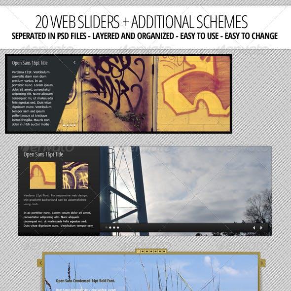 25 Web Sliders