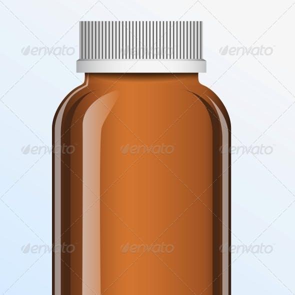 Vector Bottle