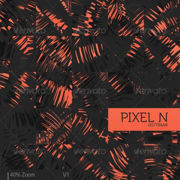 Pixel N Background