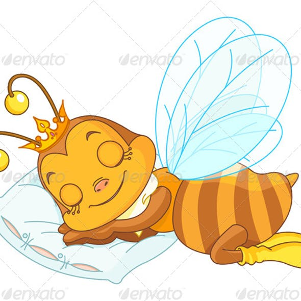Sleeping Bee