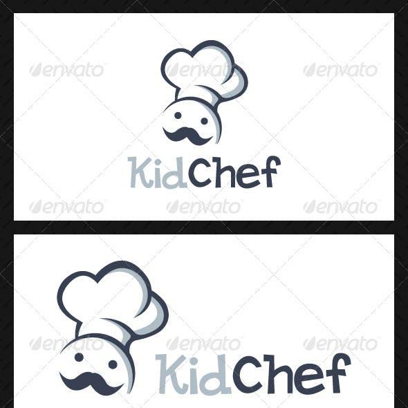 Kid Chef Logo Template