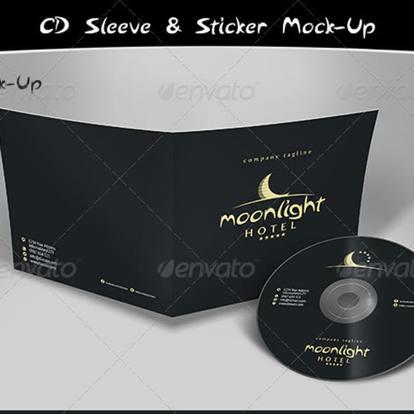 Cd Mock-Up