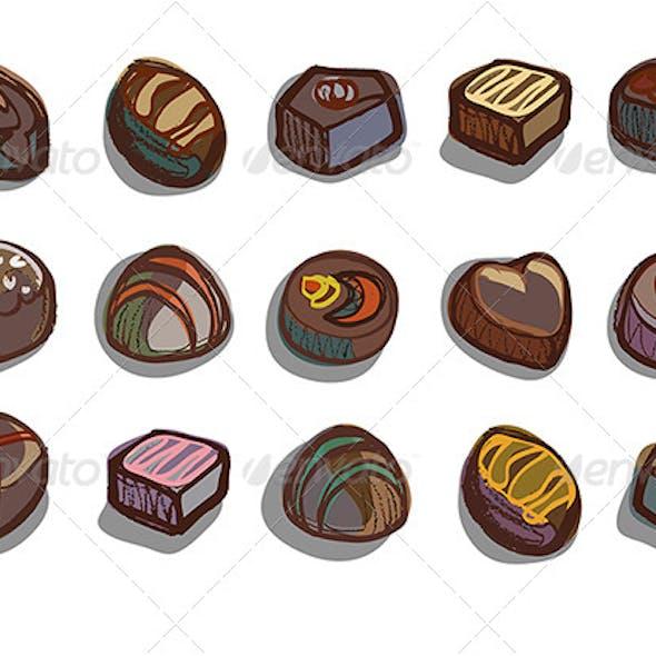 Chocolate Box Chocolates