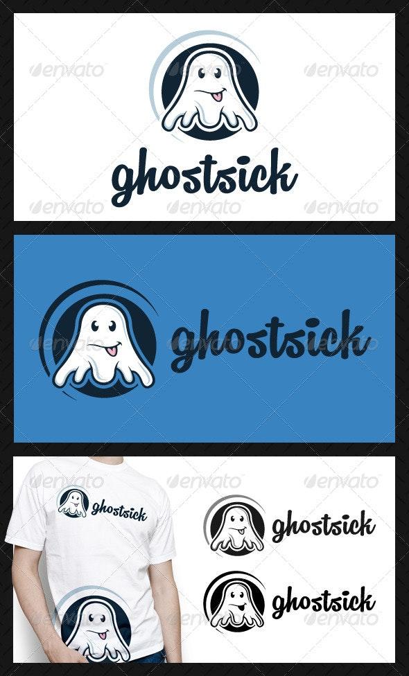 Ghost Logo Template - Humans Logo Templates