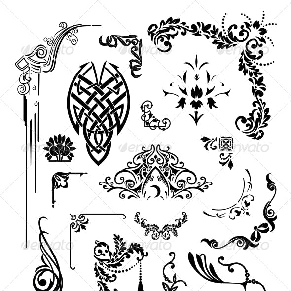 Various Ornaments