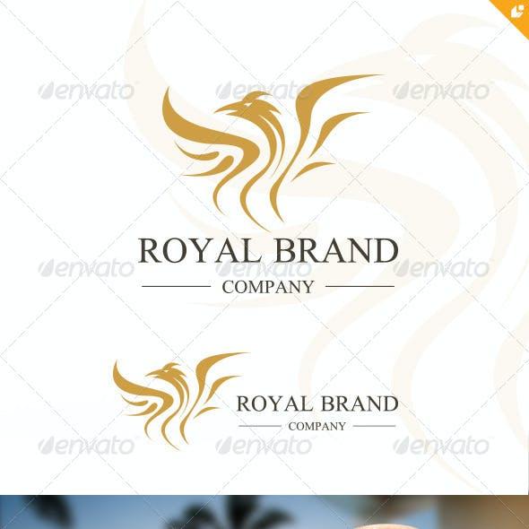 Eagle Royal Brand Logo