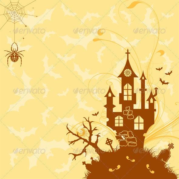 Halloween Theme - Halloween Seasons/Holidays