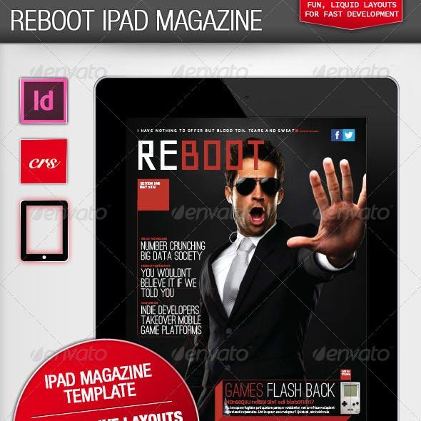 Reboot iPad Magazine