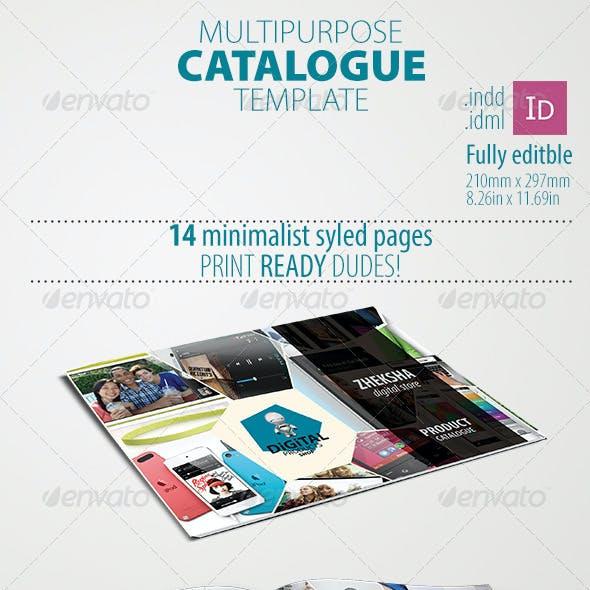 Multipurpose Catalogue