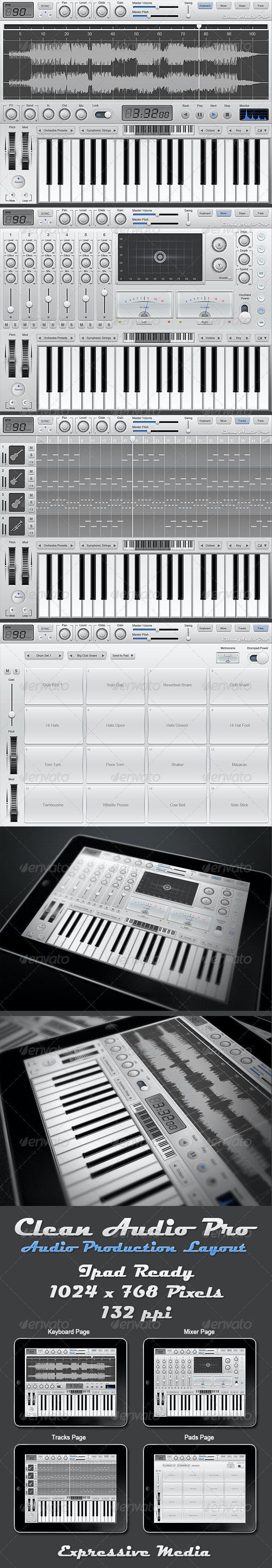 Clean Audio Pro