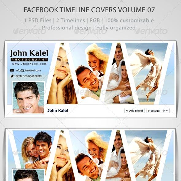 Facebook Timeline Covers Vol 07