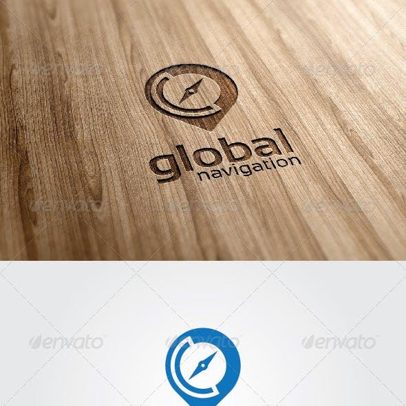 Global Navigation Logo