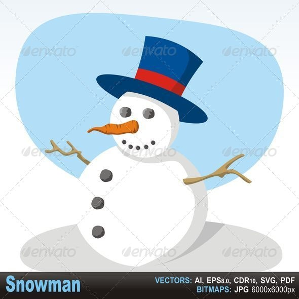 Snowman - Miscellaneous Characters
