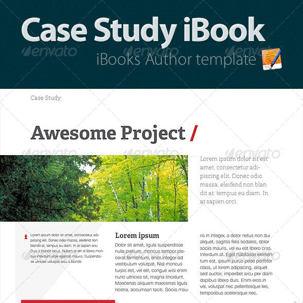Case Study iBook