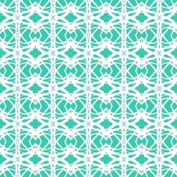 Seamless Pattern in Art Deco Style