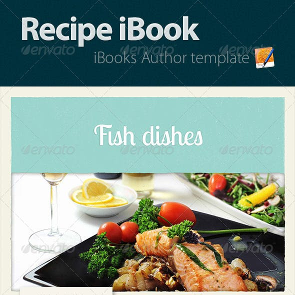 Recipe iBook