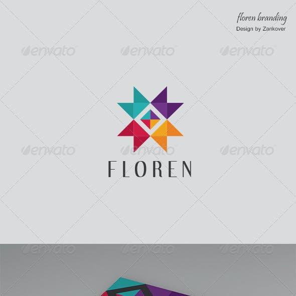 Stationary & Brand Identity - Floren