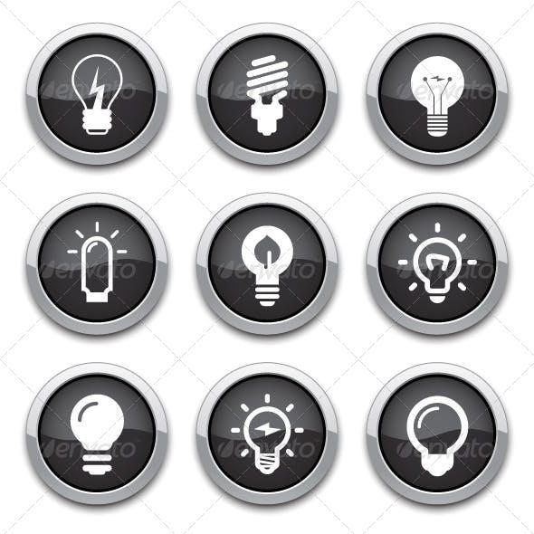 Light Bulb Buttons