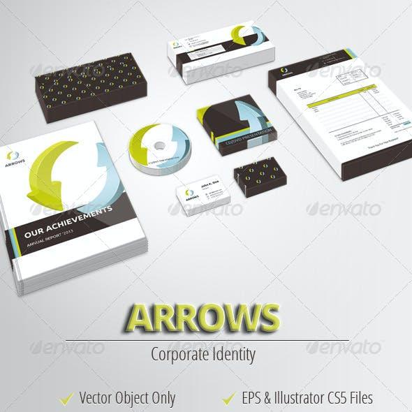 Arrows - Modern Corporate Identity