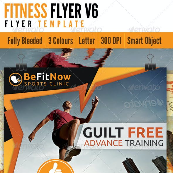 Fitness Flyer V6