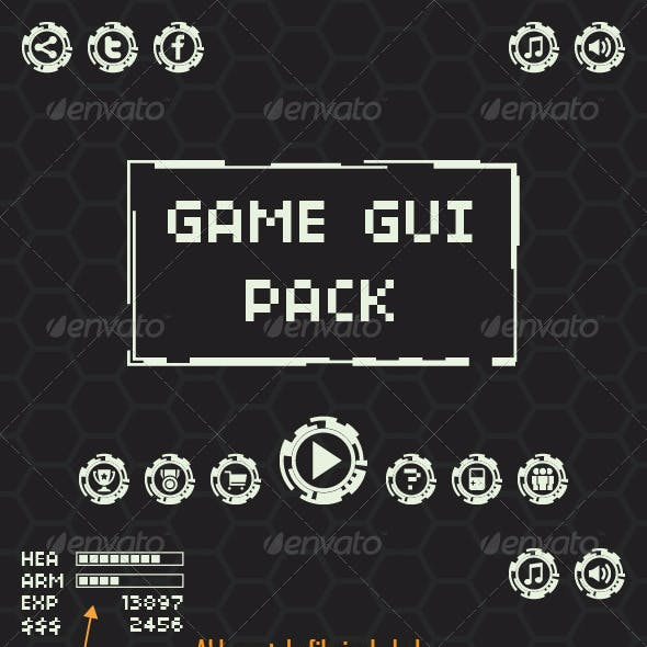 Game GUI Pack