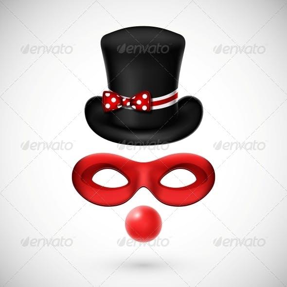 Accessories of a Clown