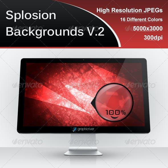 Splosion Backgrounds V.2
