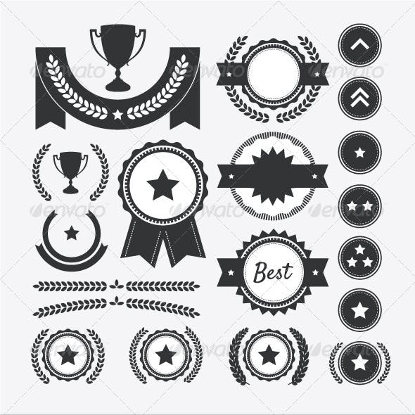 Award, Competition, and Rank Vector Element Set