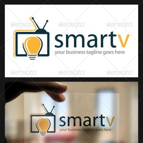 Tv Idea Media Logo Template