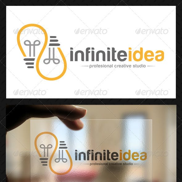 Infinite Idea Logo Template