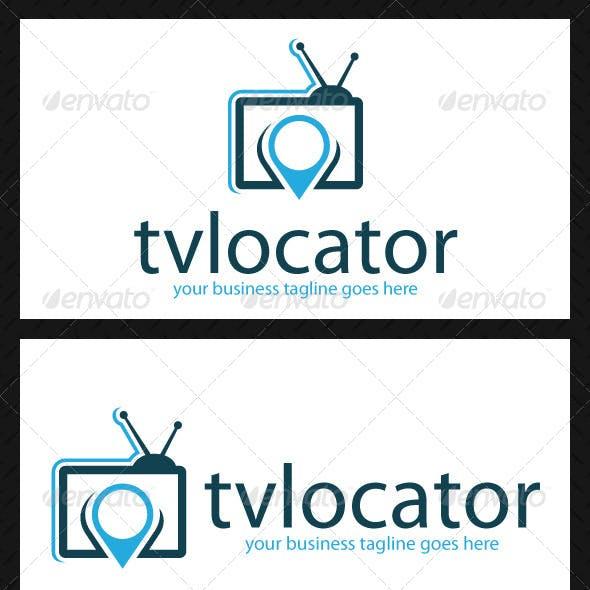 Tv Media Locator Logo