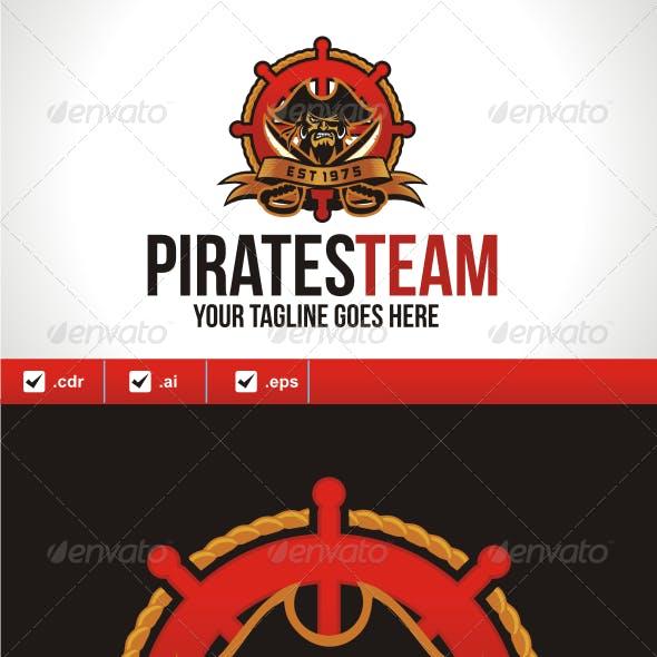 Pirates Team