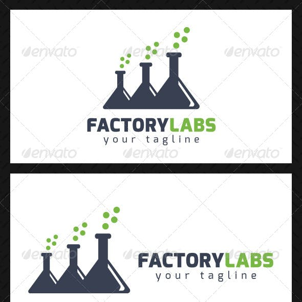 Factory Labs Logo Template