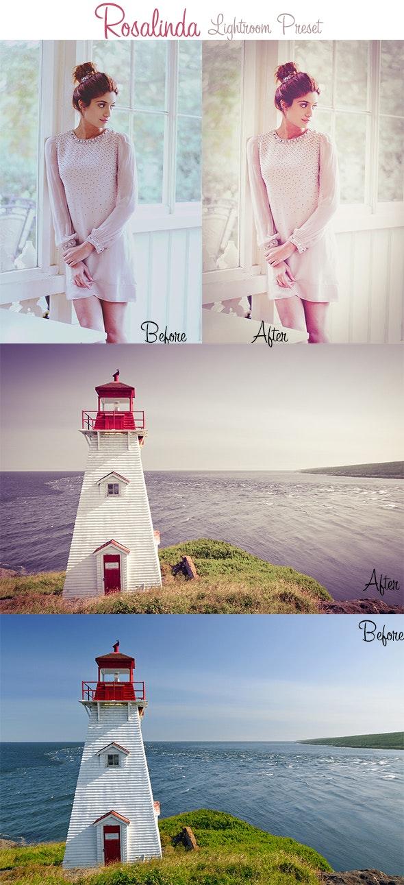 Rosalinda - Lightroom Preset - Portrait Lightroom Presets