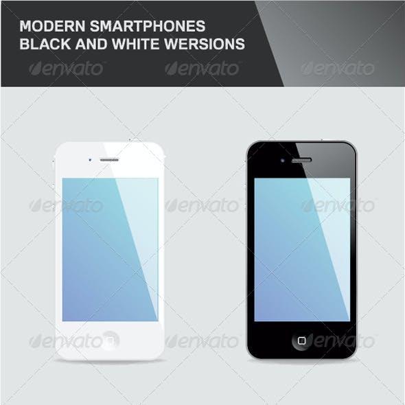 6 Modern Smartphones